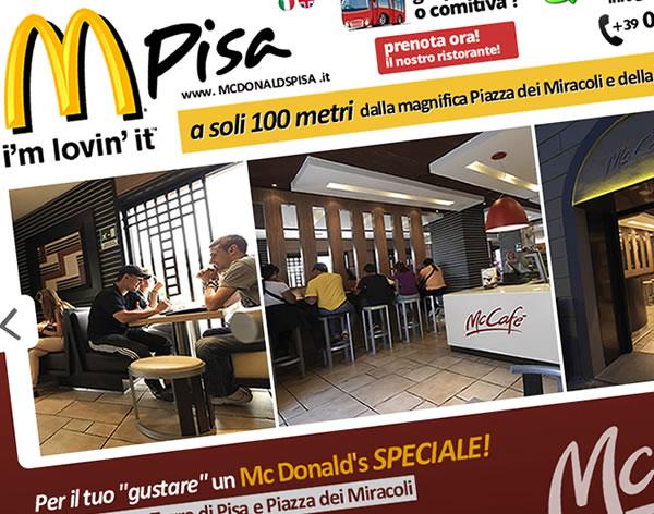 Immagine McDonald's Pisa